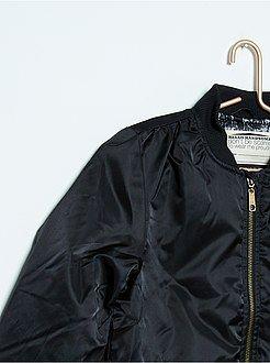 Blouson, veste taille 12a - Blouson avec ouverture zippée  - Kiabi