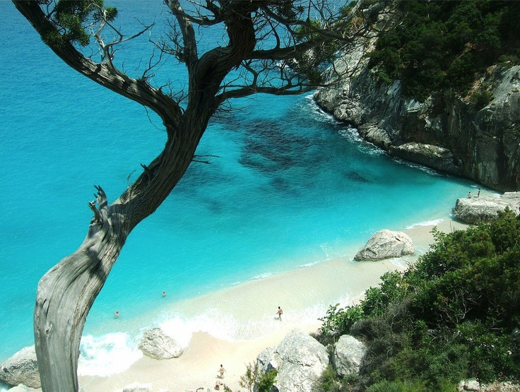 Cala Gonone , Sardinia