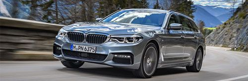 Gallerij: Test BMW 5-reeks Touring