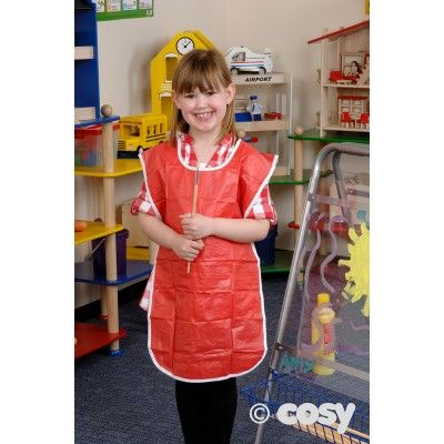CHEAP APRONS (10PK) - Early Years - Cosy Direct