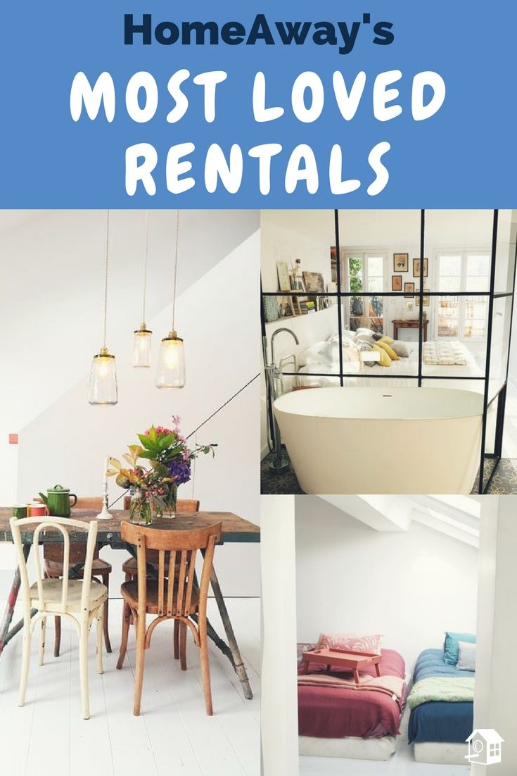 8 best Most Loved Rentals images on Pinterest