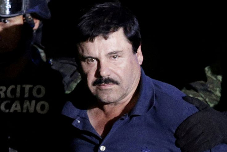 Judge asks feds to ease prison restrictions on El Chapo | New York Post