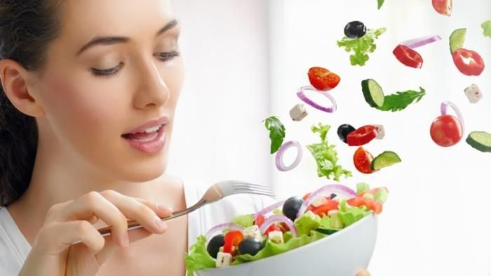 Makan Secukupnya Pada Jam Seharusnya, Ini Porsi Ideal Untuk Diet