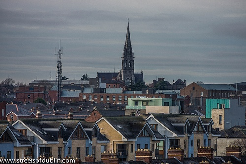 Dublin City North As View From Croke Park