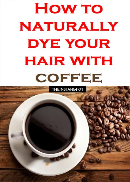 Get shiny hair: Who doesn't want shiny, healthy-looking hair? Coffee is often recommended as a simple, natural treatment to make hair extra-glossy. Brew up an extra-strong pot, apply it to your dry..