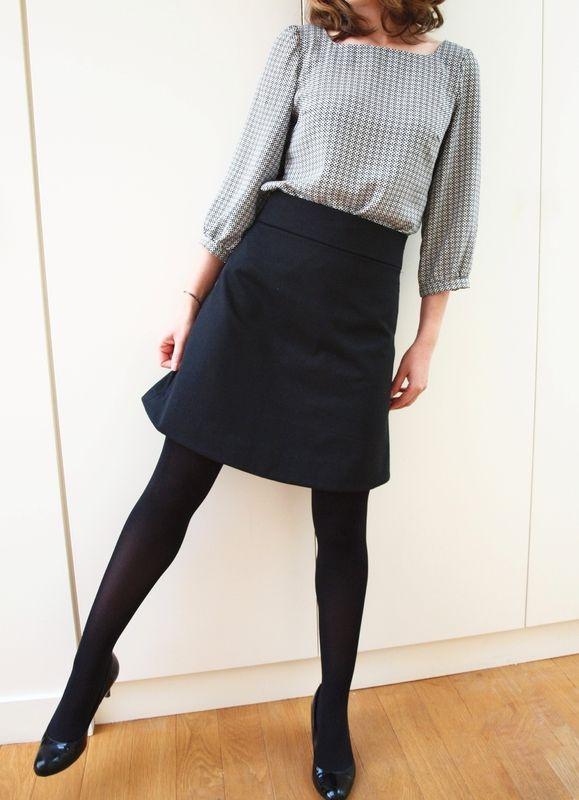 Le Petit Haut et Delphine skirt (3)