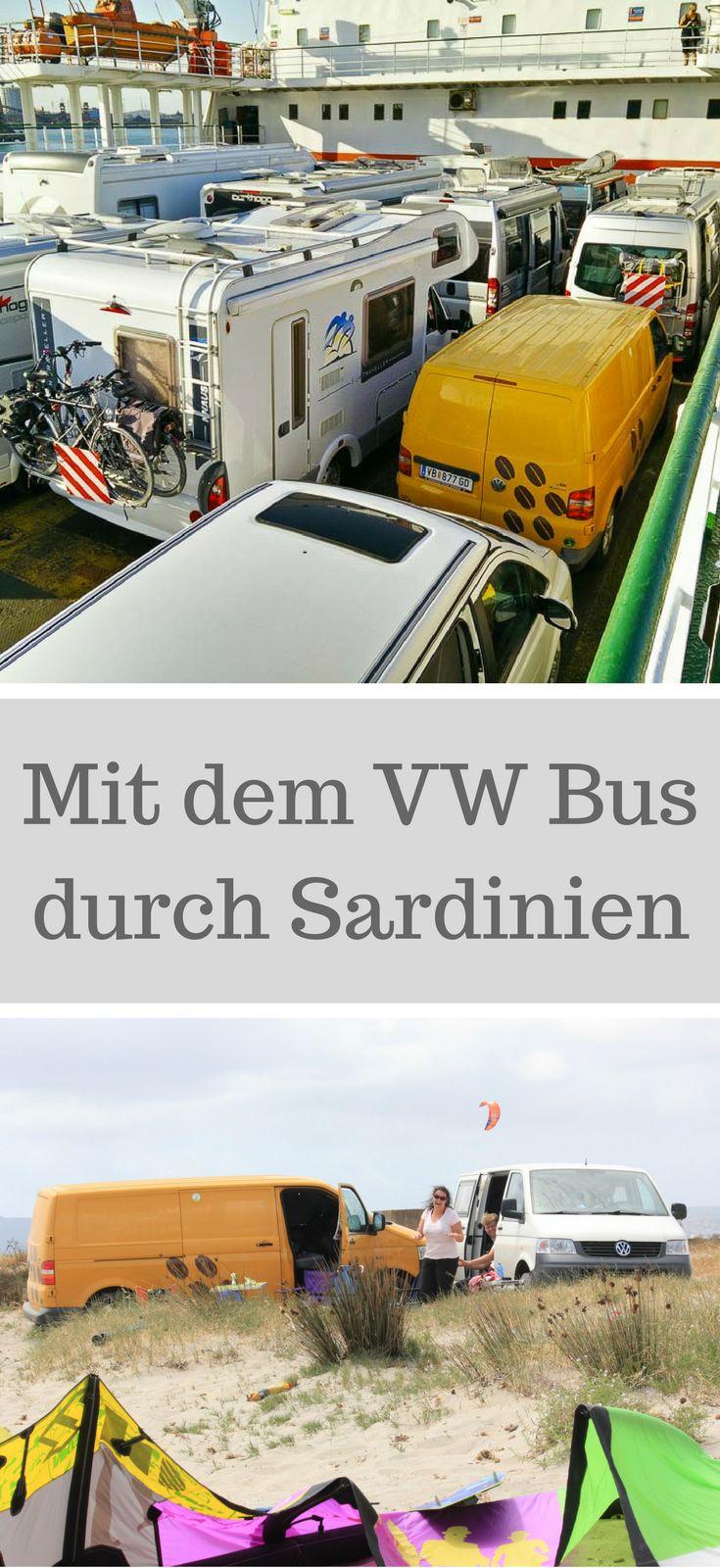 Du willst mit deinem VW Bus durch Sardinien fahren und suchst nach Tipps und Tricks um deinen Roadtrip noch besser zu machen. Dieser Artikel ist absolut richtig für dich reinlesen und  ab auf die Insel. #vwbus #roadtrip #bulli