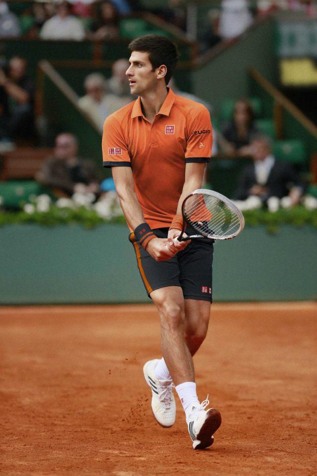 Djokovic Roland Garros 2015                                                                                                                                                                                 More