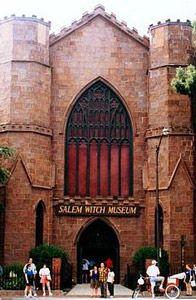 Salem Witch Museum, Salem, Massachusetts