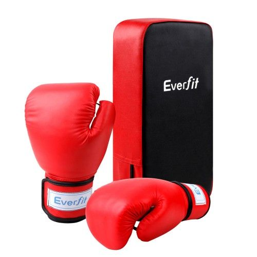 Boxing Gloves Punch Pad Mitts Wrap Training Set Red. FREE Shipping unto 70% Sale Australia Wide. Only at Philstralia.com.au
