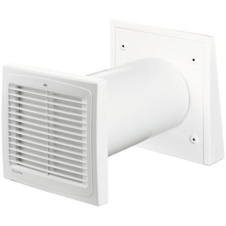 Good Anwendung L fter f r einzelne Zimmer zur effizienten und energiesparenden Be und Entl ftung in Wohnungen H usern und anderen kleinen R umlichkeiten R