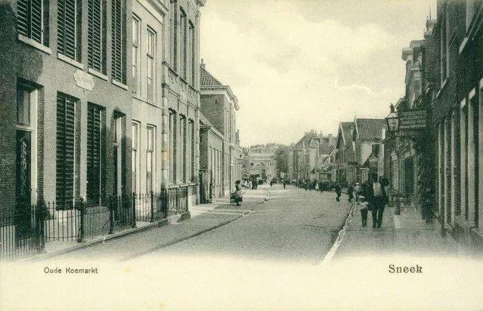 Oude Koemarkt, 1905