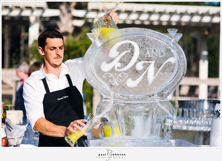 ice sculptures for weddings | ... wedding, monogram wedding, custom ice sculpture, monogram ice luge