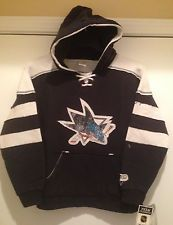 San Jose SHARKS Youth RETO Hoodie by CCM - PRO ATHLETIC EQUIPMENT