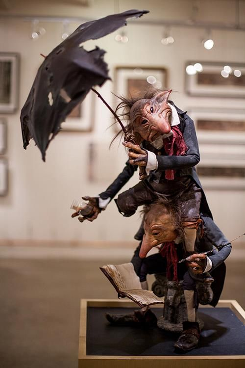 Gloom Brothers  © Toby Froud