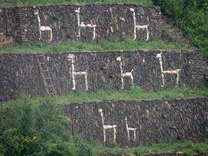 Choquequirao, la deuxième mystérieuse Machu Picchu - rusty james news
