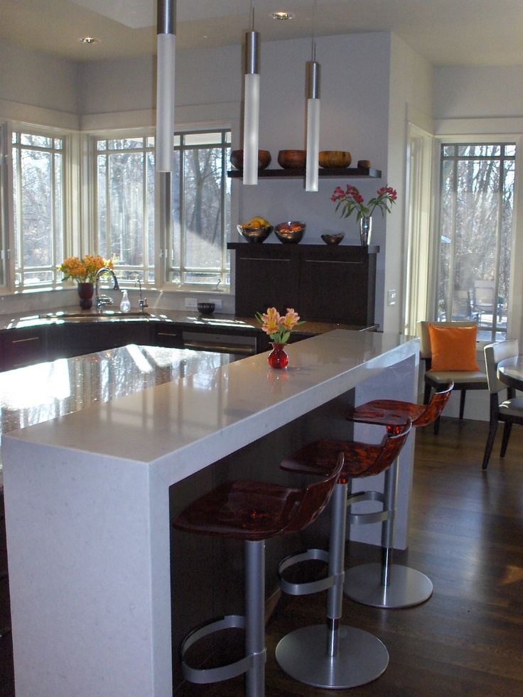 interior design boise idaho - ontemporary Kitchen. abinets designed by Jeff Kern. Produced by ...