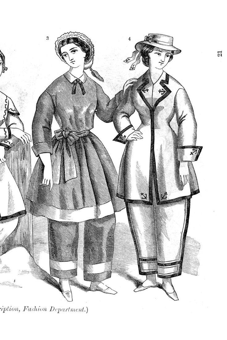 Godeys ladys book july 1864