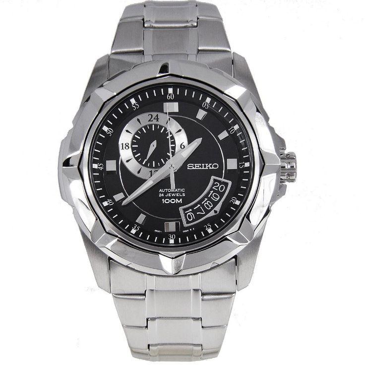 Chronograph-Divers.com - Seiko Automatic Watch SSA219K1, $162.00 (http://www.chronograph-divers.com/seiko-automatic-watch-ssa219k1/)