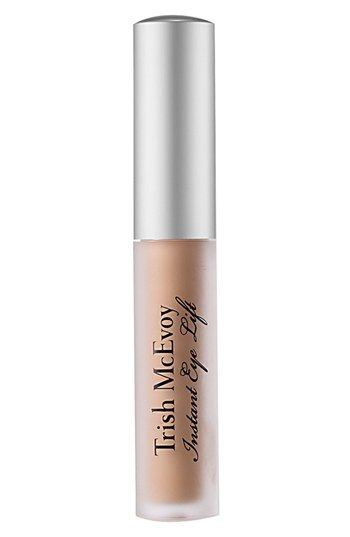 Free shipping and returns on Trish McEvoy Instant Eye Lift at Nordstrom.com. What it is: A breakthrough, long-wearing undereye treatment.Who it's for: Anyone who wants undereye coverage, moisture, instant rejuvenation and a treatment in one.What it does: It brightens darkness as it reduces the look of fine lines, wrinkles, sagging and puffiness for the appearance of a dramatically lifted eye.How to use: First, apply your eye cream and give it time to absorb. Place Instant Eye Lift in Trish's…