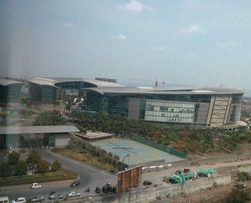 Eon It Park Khardi India S Amazing Office Buildings