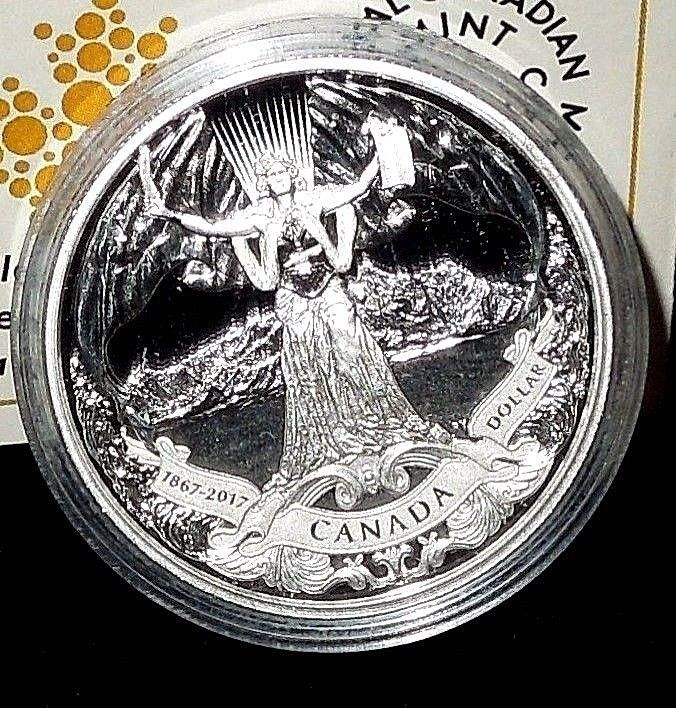 """Item specifics   Seller Notes: """"Brand New from the RCM. Excellent Mint condition Sealed Proof $1.00, 99.99% pure silver Coin""""       Grade:   Mint   commemorative:   $1 dollar coin     Circulated/Uncirculated:  ..."""