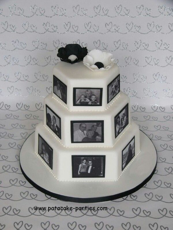 Edible pictures cake