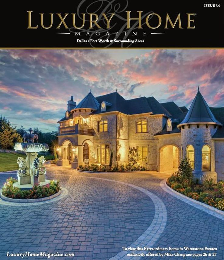 19 best Luxury Home Exteriors images on Pinterest | Luxury homes ...