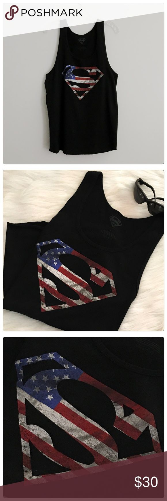 JUST IN! NWT Men's Black Patriotic Tank Top This is a really nice top! It is nice and lightweight for summer! Perfect for a vacation or just hanging out! The material is soft and comfy Boutique Shirts Tank Tops