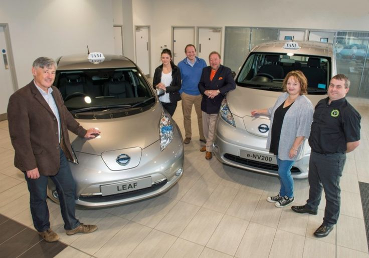 3 Million Nissan Electric Taxi Miles In UK, $400,000 In Savings