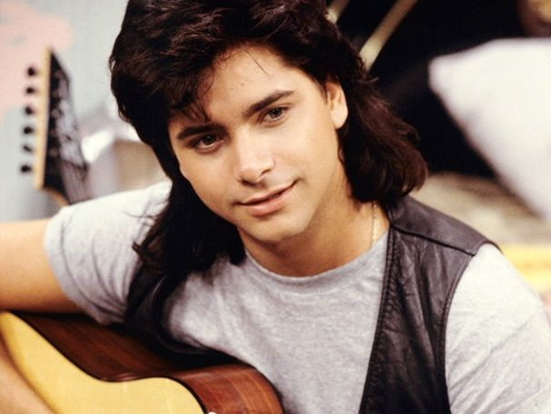 john stamos young | John Stamos in 'Full House'