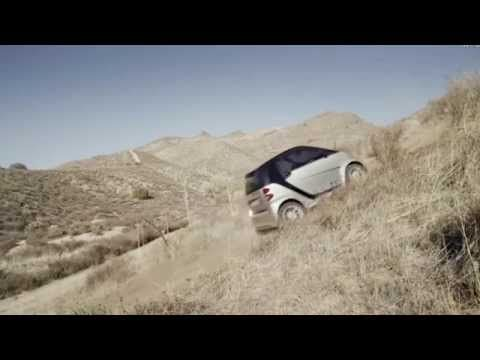 Smart Fortwo Off Road Commercial - YouTube