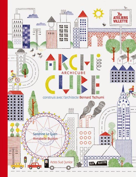 Auteur : Sandrine Le Guen - Illustration : Annabelle Buxton Editions : Actes Sud Junior, collection Ateliers Villette