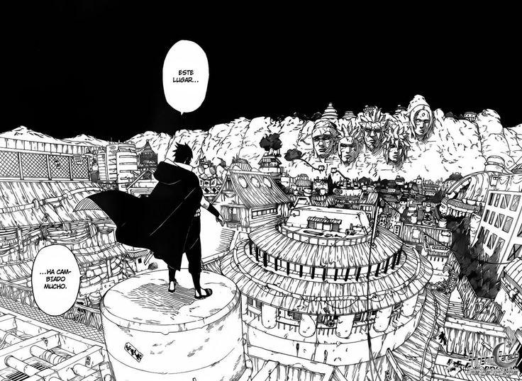 Naruto Manga 618 Español Online HD