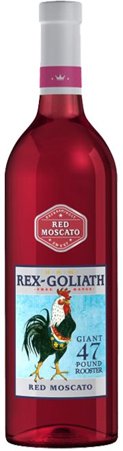 Rex Goliath Red Moscato