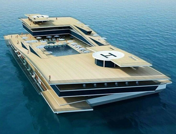 Best Boats Images On Pinterest Boats Fast Boats And Boating - Giga yacht takes luxury oil tanker sized extreme