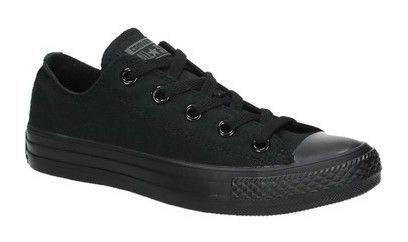 64e3019472f Converse All Star Core OX Canvas zwarte lage sneakers | Sneakers ...