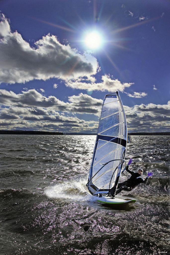 SSgt SostanD Folgen Windsurfing