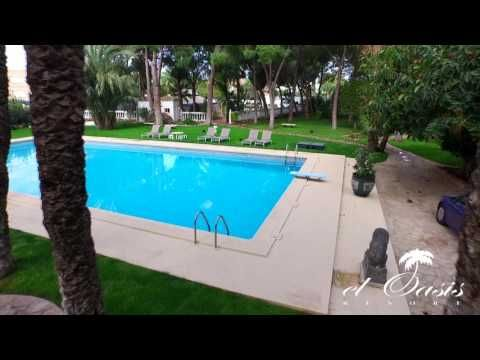 Rent a villa with spectalular  gardens in Valencia