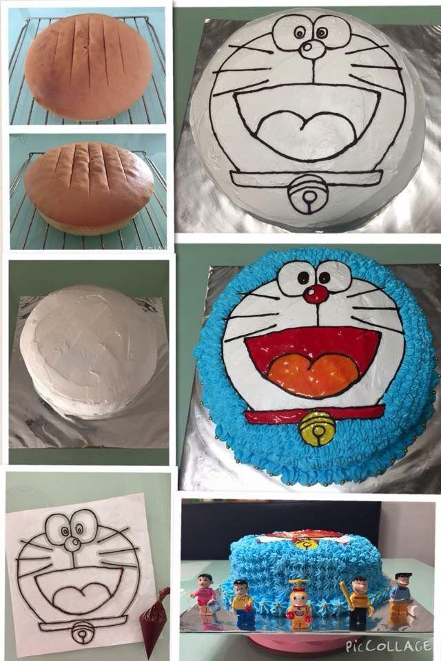 Birthday cake for my 9yrs old boy