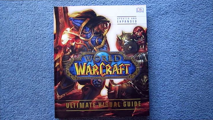 World of Warcraft: Ultimate Visual Guide (Updated and Expanded) [BOOK REVIEW] #worldofwarcraft #blizzard #Hearthstone #wow #Warcraft #BlizzardCS #gaming