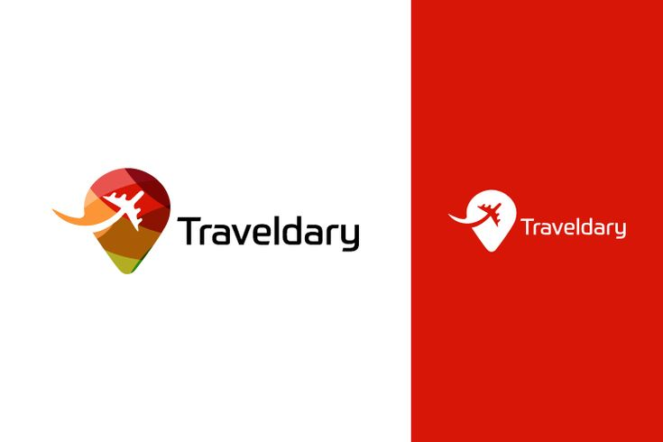 Logo Design by D4Designer for Traveldary Travel Agency - Design #5636310