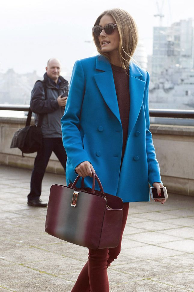 Streetstyle  VOGUE. The bag I never knew I always wanted