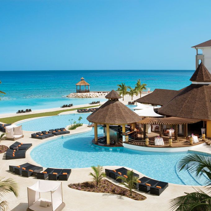 Best Jamaica Honeymoon Resorts - Secrets Wild Orchid Montego Bay