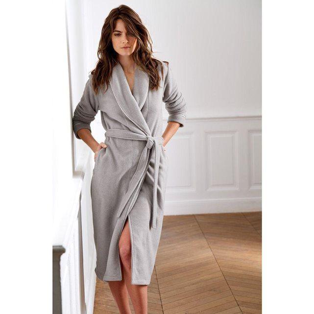 robe De Chambre Robe Peluche Femme E9eDIWH2Yb