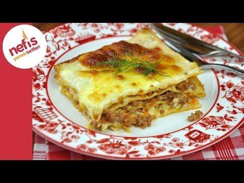 Lazanya Tarifi | Nefis Yemek Tarifleri - YouTube
