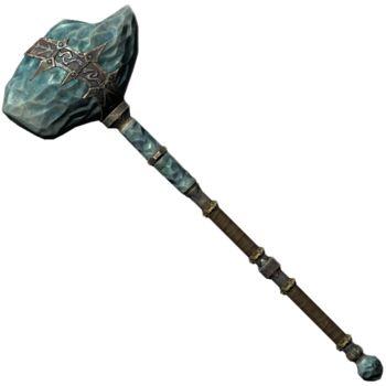Stalhrim Warhammer