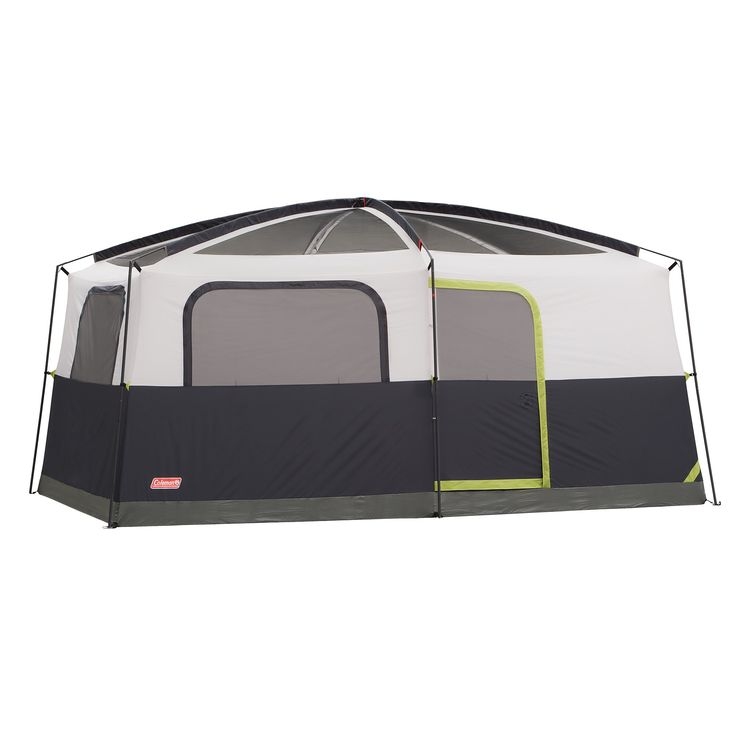 Coleman 8 Person Cabin Tents Walmart Com Cabin Tent Coleman Tent Family Tent Camping