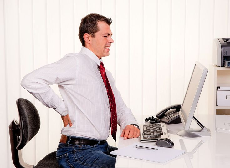 BAD POSTURE IN THE MAIN CAUSE OF BACK PAIN