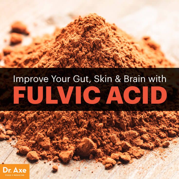 Fulvic acid - Dr. Axe http://www.draxe.com #health #holistic #natural